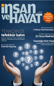 İnsan Ve Hayat Dergisi 21. Sayı (Kasım 2011)