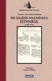 Bir Şahidin Kaleminden İstanbul (1769-1774)