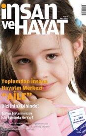 İnsan ve Hayat Dergisi 1. Sayı (Mart 2010)