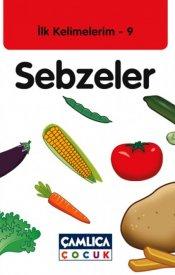 İlk Kelimelerim 9: Sebzeler