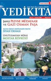 Yedikıta Dergisi 11. Sayı  (Temmuz 2009)
