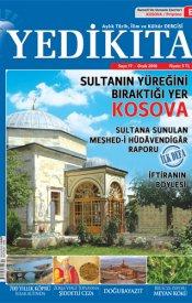 Yedikıta Dergisi 17. Sayı  (Ocak 2010)