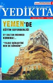 Yedikıta Dergisi 21. Sayı  (Mayıs 2010)