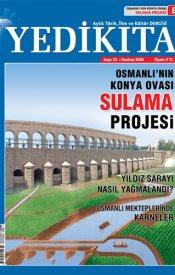 Yedikıta Dergisi 22. Sayı  (Haziran 2010)