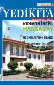 Yedikıta Dergisi 24. Sayı  (Ağustos 2010)