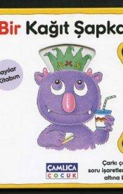 Eğlenceli Eğitim Serisi-1 Bir Kâğıt Şapka