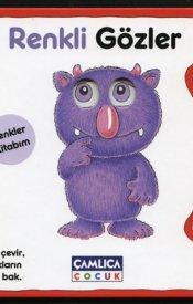 Eğlenceli Eğitim Serisi-4 Renkli Gözler