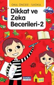 Dikkat ve Zeka Becerileri-2  (Okul Öncesi - İlkokul)