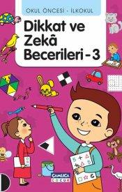 Dikkat ve Zeka Becerileri-3  (Okul Öncesi - İlkokul)