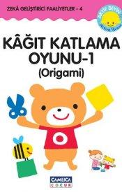 Kâğıt Katlama Oyunu-1 (Origami) (Zekâ Geliştirici Faaliyetler-4)