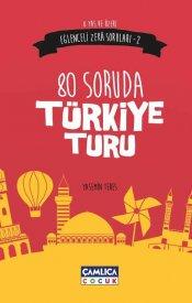 80 Soruda Türkiye Turu (Eğlenceli Zeka Soruları-2)