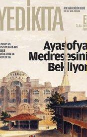 Yedikıta Dergisi 85. Sayı (Eylül 2015)