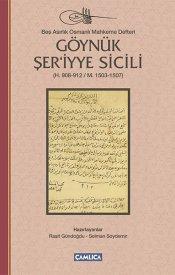 Göynük Şer'iyye Sicili