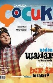 Çamlıca Çocuk Dergisi 1. Sayı (Ocak 2016)