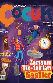 Çamlıca Çocuk Dergisi 3. Sayı (Mart 2016)