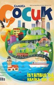 Çamlıca Çocuk Dergisi 5. Sayı (Mayıs 2016)
