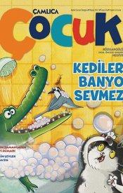 Çamlıca Çocuk Dergisi 16. Sayı (Mayıs 2017)
