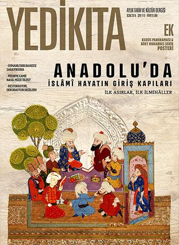 Yedikıta Dergisi 113. Sayı (Ocak 2018)