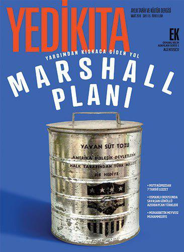 Yedikıta Dergisi 115. Sayı (Mart 2018)