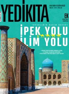 Yedikıta Dergisi 116. Sayı (Nisan 2018)