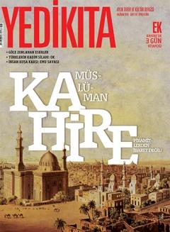 Yedikıta Dergisi 118. Sayı (Haziran 2018)